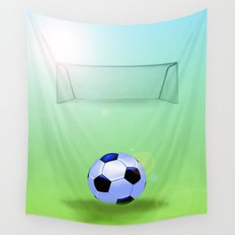 Soccer Wall Tapestry