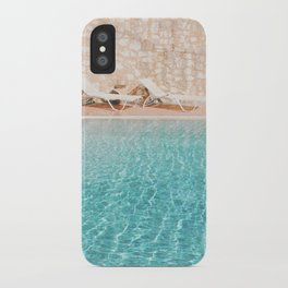 Swimming Pool V iPhone Case