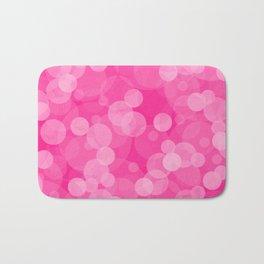 Pink Bubbles 4 Bath Mat
