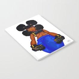 Tough Girl Notebook