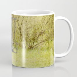 Disc Golf Basket 7 Coffee Mug