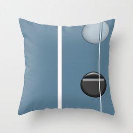 Relationships Throw Pillow