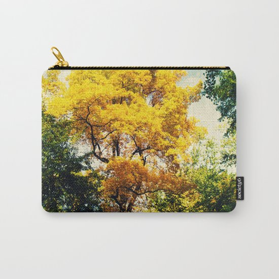 fall in Central Park Carry-All Pouch