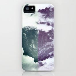 Encroaching Duality iPhone Case