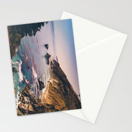 Big Sur Pacific Coast Highway Stationery Cards