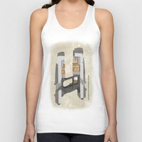 star lord Tank Tops featuring STAR LORD - PETER QUILL by LindseyCowley