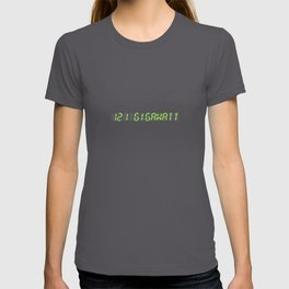 1.21 Gigawatt - Back to the future T-shirt