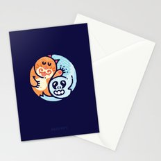Ginger & The Spook Stationery Cards