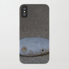 Stone Triptych (Middle piece) Slim Case iPhone X