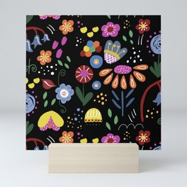 Mod Garden Mini Art Print