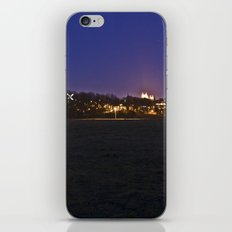 Lincoln At Dusk iPhone & iPod Skin