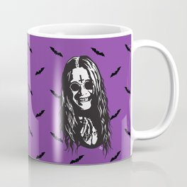 OZZY: Purple Sabbath Coffee Mug