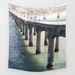 Redondo Pier, CA Wall Tapestry