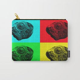 Pop Art Fossil Carry-All Pouch