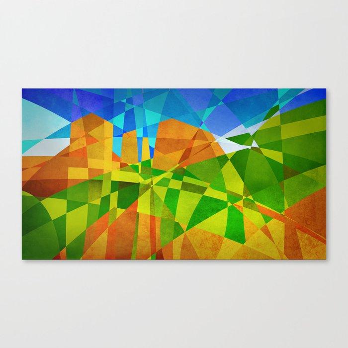 Red Rock Crossing, Sedona AZ Canvas Print