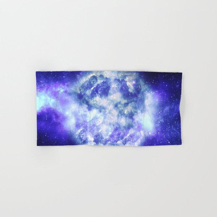 Star Detonation Hand & Bath Towel