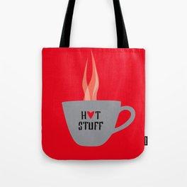 Red Hot Stuff Tote Bag