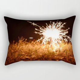 Sparkler Rectangular Pillow