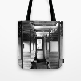 Old train Part 3 Tote Bag