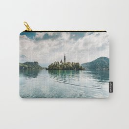 bled lake Carry-All Pouch