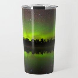 Northern Lights of Northern Minnesota II Travel Mug