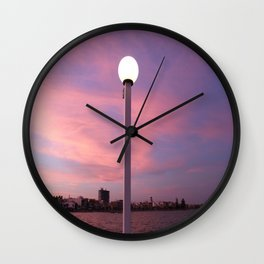 Pastel Skylight Wall Clock