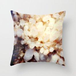 Quartz II Throw Pillow