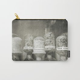 Ancient Herbs Carry-All Pouch