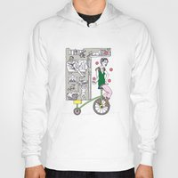 circus Hoodies featuring Circus by Madmi