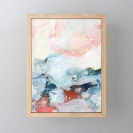 abstract painting III Framed Mini Art Print