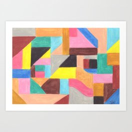 Untitled 51 Art Print
