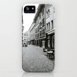 Old Town Geneva iPhone Case