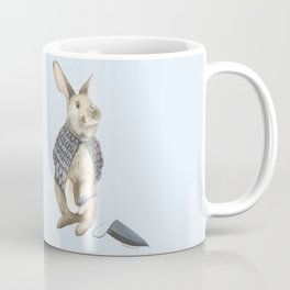 The Disguise: A Rabbit Coffee Mug