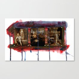 Boone: New and Old Canvas Print