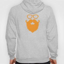 Hipster Beard Hoody