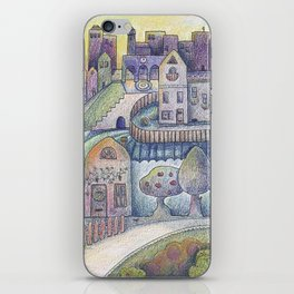 My little town iPhone Skin