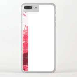 city life New york Clear iPhone Case