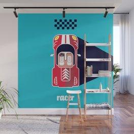 Racer Wall Mural