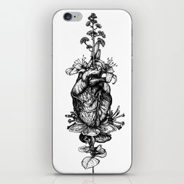 IN BLOOM #03 iPhone Skin