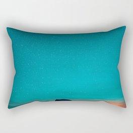 The Sunrises (Color) Rectangular Pillow