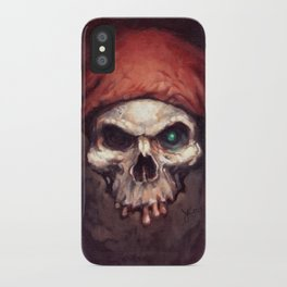 Pirate Skull iPhone Case