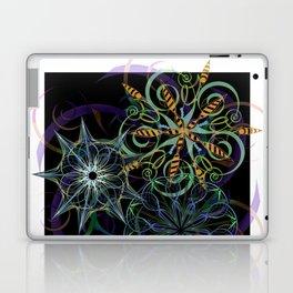Pinwheels Laptop & iPad Skin