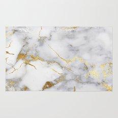 Italian gold marble Rug