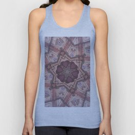 Hearts (from the Bom Jesus Church in Old Goa) Unisex Tank Top