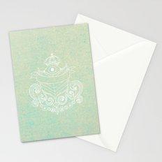 The Evil Eye Emblem  Stationery Cards