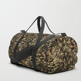 Gimblet Pine Cones Duffle Bag