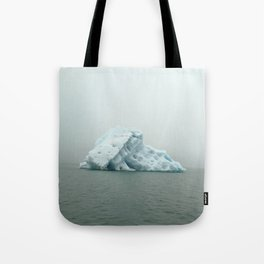 Jokulsarlon Iceberg Tote Bag