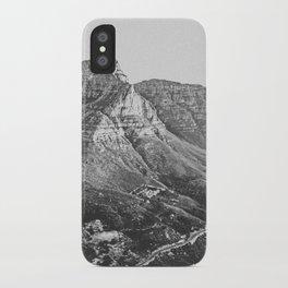 CAPE TOWN iPhone Case