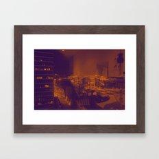 My Pittsburgh Framed Art Print