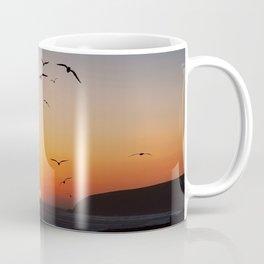 Malibu Sunset Coffee Mug